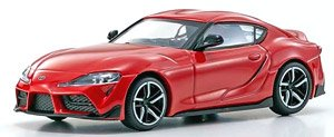 Toyota GR Supra (Red) (Diecast Car)