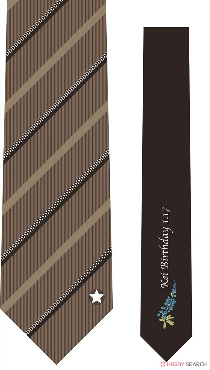 Girls und Panzer das Finale Necktie Kei (Anime Toy) Item picture1