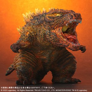 Defo-Real Burning Godzilla (2019) (Completed)