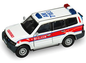 Tiny City No.68 Mitsubishi Pajero 2003 Police (Diecast Car)
