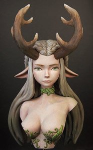 Princess of The Forest (Plastic model)