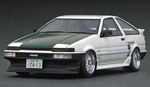 Toyota Sprinter Trueno (AE86) 3Door TK-Street Ver.2 White (ミニカー)