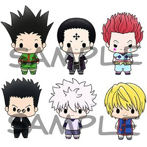 Chokorin Mascot Hunter x Hunter (Set of 6) (PVC Figure)