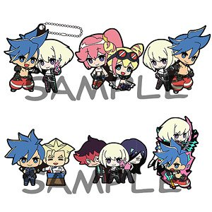 Rubber Mascot Buddy-Colle Promare (Set of 6) (Anime Toy)