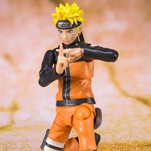 S.H.Figuarts Naruto Uzumaki [Best Selection] (PVC Figure)