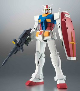 ROBOT魂 < SIDE MS > RX-78-2 ガンダム ver. A.N.I.M.E. [BEST SELECTION] (完成品)