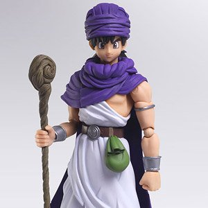 Dragon Quest V: Hand of the Heavenly Bride Bring Arts Hero (PVC Figure)