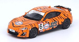 Toyota GT86 #6 `ESSO Ultron Tiger` Goodwood Festival of Speed 2015 (Diecast Car)