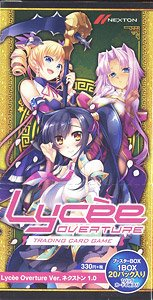 Lycee Overture Ver. Nexton 1.0 Booster Pack (Trading Cards)