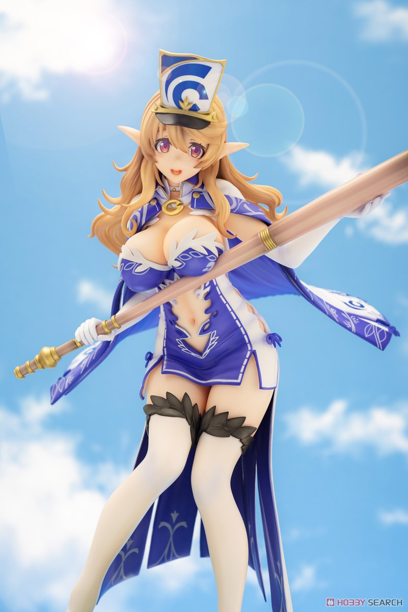 [w/Bonus Item] Death Ball Kikyou w/Hobby Search Big Character Magnet Illustrated by AkasaAi (PVC Figure) Other picture3