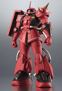 ROBOT魂 < SIDE MS > MS-06R-2 ジョニー・ライデン専用高機動型ザクII ver. A.N.I.M.E. (完成品)