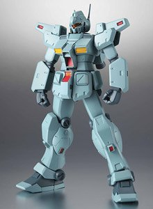 A.N.I.M.E ANIME Bandai Robot Soul Spirits Side MS Gundam RGM-79N GM Custom Ver
