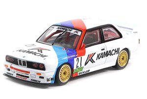 BMW M3 E30 Macau Cup Race 1991 Charles Kwan (ミニカー)