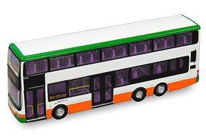 Tiny City L07 A95 バス ホワイト (82X) (ミニカー)