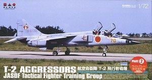 航空自衛隊 T-2 飛行教導隊・パート2 (ライトグレー制空迷彩編) (プラモデル)