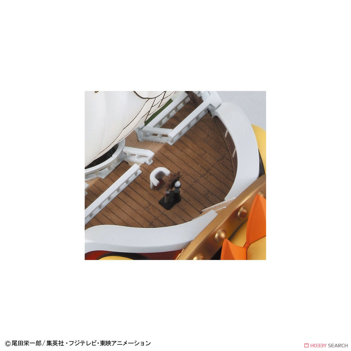 Thousand Sunny Land of Wano Ver. (Plastic model) Item picture11