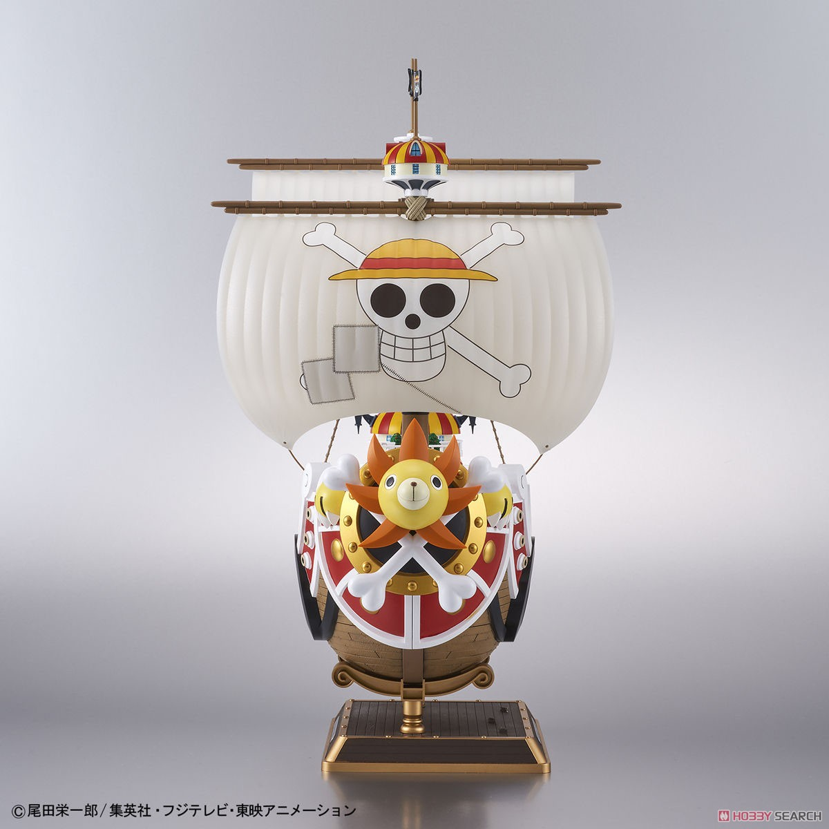Thousand Sunny Land of Wano Ver. (Plastic model) Item picture4