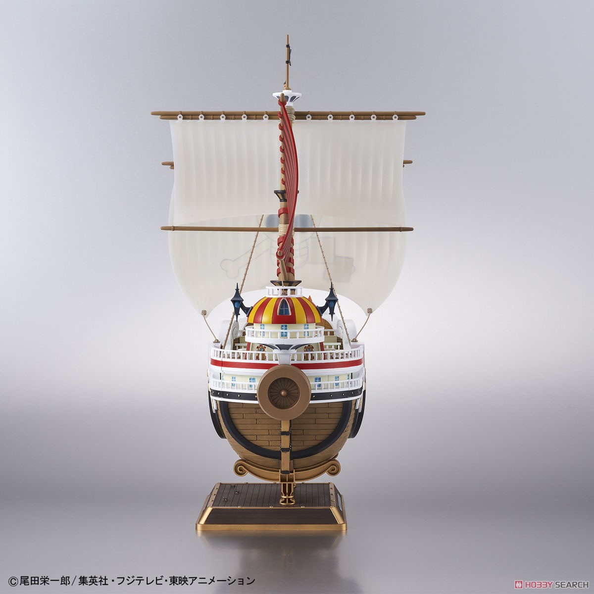 Thousand Sunny Land of Wano Ver. (Plastic model) Item picture5