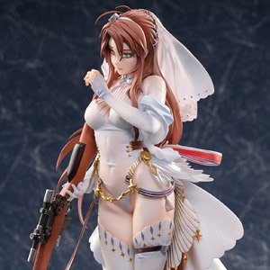 Lee-Enfield Wedding Ver. (PVC Figure)