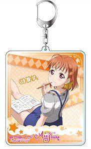 Love Live! School Idol Festival All Stars Big Key Ring Chika Takami Vol.4 (Anime Toy)