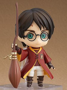 Nendoroid Harry Potter: Quidditch Ver. (Completed)