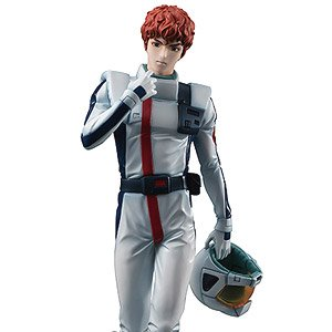 GGG Mobile Suit Gundam: Char`s Counterattack Amuro Ray (PVC Figure)