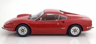 1:12 KK-scale FERRARI 246 GT DINO 1973 Red