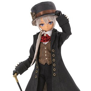 Alvastaria / Milo -Foreign Machinery- (Fashion Doll)