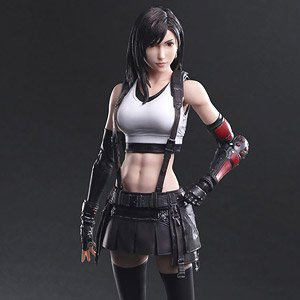 Final Fantasy VII Remake Play Arts Kai Tifa Lockhart (PVC Figure)