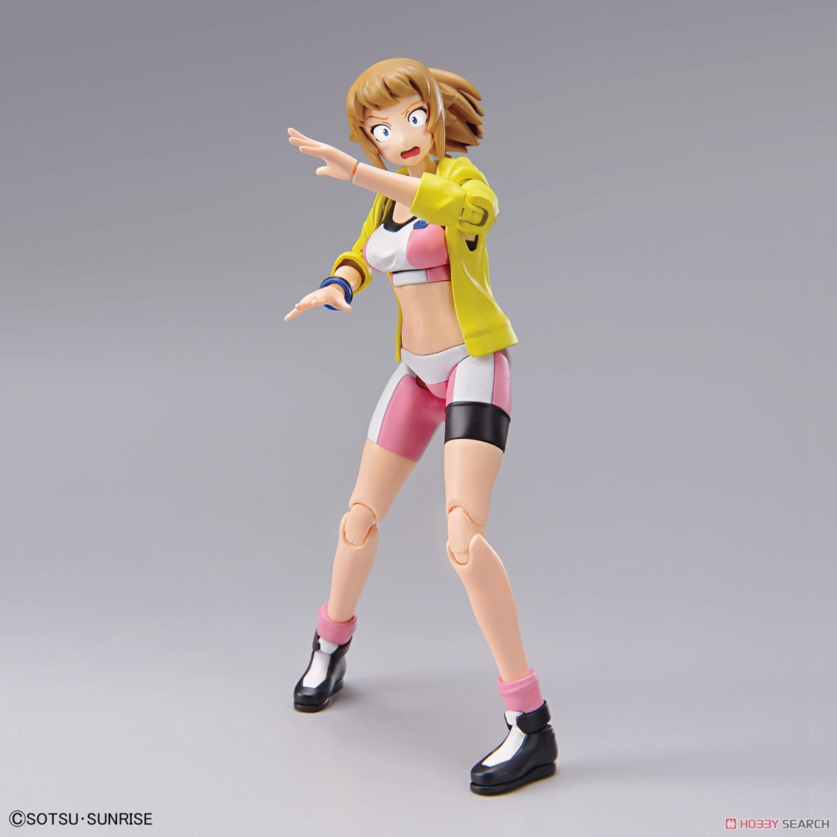 Figure-rise Standard Build Fighters Try Fumina Hoshino (Plastic model) Item picture5