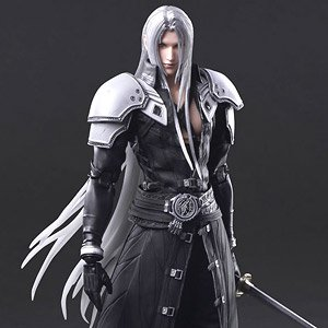 Final Fantasy Vii Remake Play Arts Kai Sephiroth Pvc Figure Hobbysearch Pvc Figure Store