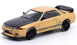 スカイライン GT-R R32 ローズ ゴールド 香港限定 (ミニカー)