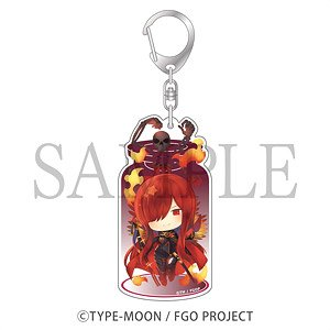 Charatoria Acrylic Key Ring Fate Grand Order Avenger Demon King Nobunaga Anime Toy Hobbysearch Anime Goods Store