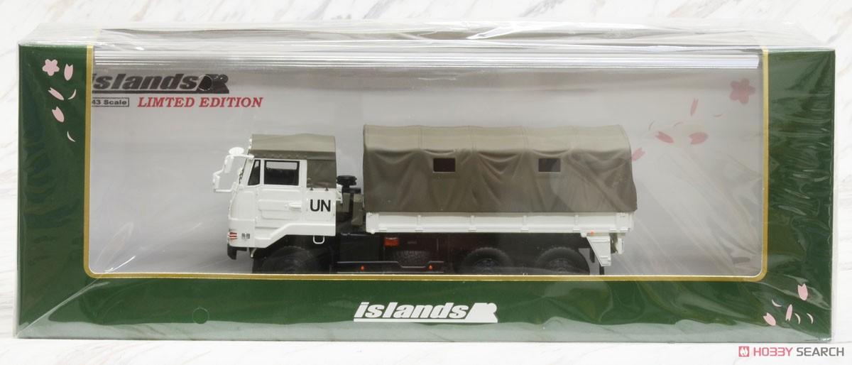 陸上自衛隊 3・1/2t トラック (73式大型トラック SKW477 国連平和