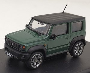 LCD 1//18 Scale Suzuki Jimny SUV Green Diecast Model Car Toy Collection Gift