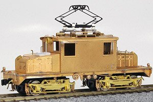 1/80(HO) Kanbara Railway Type ED1 Electric Locomotive Kit (Unassembled Kit) (Model Train)