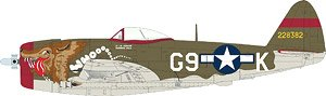 P-47D Bubbletop Super 44 (Plastic model)