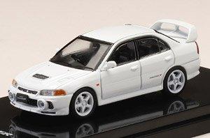 三菱 ランサー GSR Evolution IV (CN9A) カスタムバージョン スコーティアホワイト (ミニカー)