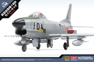 航空自衛隊 F-86D セイバードッグ (プラモデル)