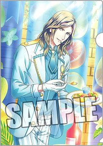 Uta no Prince-sama Shining Live Clear File Yokubari Fruits Ala Mode Ver. [Camus] (Anime Toy)