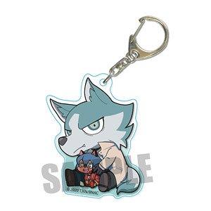 Gyugyutto Acrylic Key Ring Bna Brand New Animal Shirou Ogami Anime Toy Hobbysearch Anime Goods Store