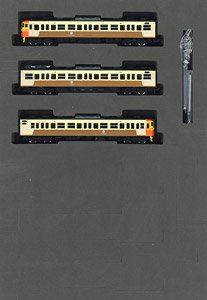 [Limited Edition] Shinano Railway Electric Train Series 115 (Taiwan Railway Tze-Chiang Color) (3-Car Set) (Model Train)