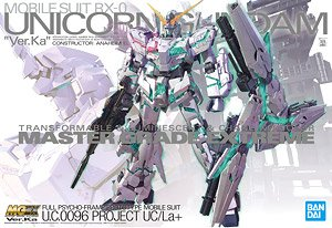 *After Nov re-release Unicorn Gundam Ver.Ka (MGEX) (Gundam Model Kits)