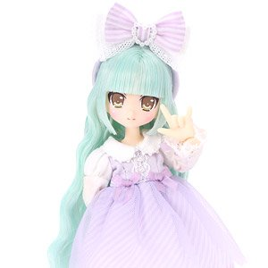 1/12 キノコジュース×Lil` Fairy Twinkle☆Candy Girls / ヴェル (ドール)