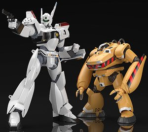 MODEROID AV-98 Ingram & Bulldog Set (Plastic model)