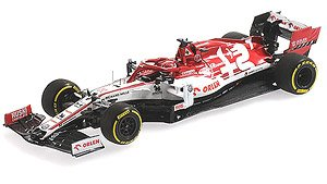 ALFA ROMEO RACING F1 C39 RAIKKONEN STYRIAN GP 2020  1//43 MINICHAMPS 417200207