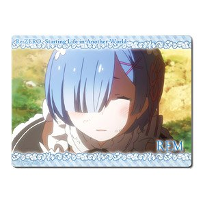 Re ZERO Starting Life in Another World Shining Mouse//Mouse pad Rem/&Ram JP LTD