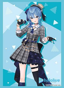 Bushiroad Sleeve Collection HG Vol.2591 Hololive Production [Hoshimachi Suisei] (Card Sleeve)