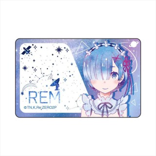 Re:Zero Galaxy IC card sticker Ram Japan Limited Brand New GRANUP