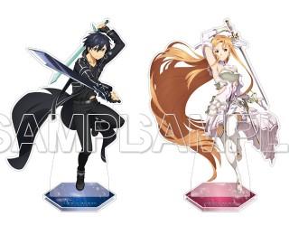 Sword Art Online Alicization War Of Underworld Acrylic Figure Asuna Ver Anime Toy Hobbysearch Anime Goods Store